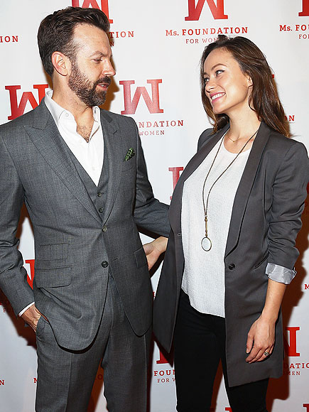 LOOKING GOOD photo | Jason Sudeikis, Olivia Wilde