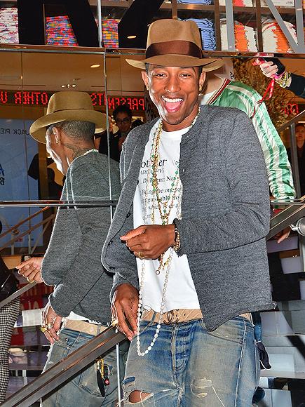 RETAIL THERAPY photo | Pharrell Williams