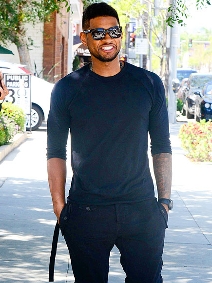 SWAGGER & STROLL photo | Usher