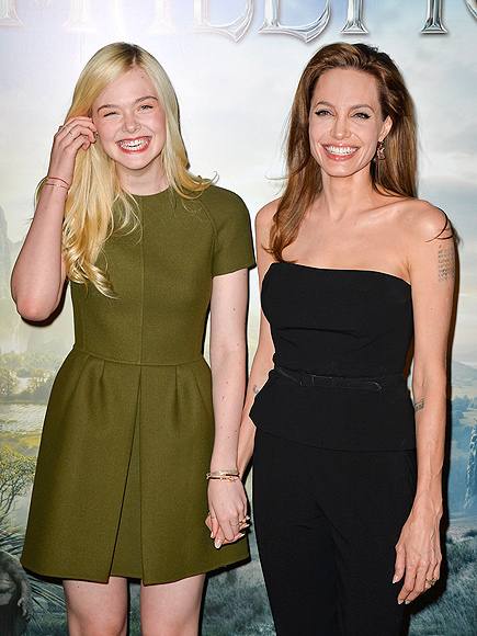 MOVIE MAGIC photo | Angelina Jolie, Elle Fanning