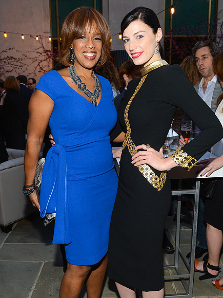 'MAD' ABOUT YOU photo | Gayle King, Jessica Pare