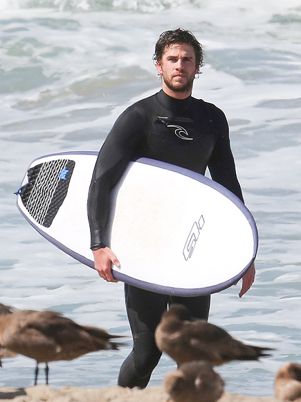 SURFER DUDE photo | Liam Hemsworth