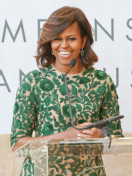 FIRST CLASS photo | Michelle Obama