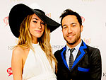 Pete Wentz Welcomes Son Saint Lazslo
