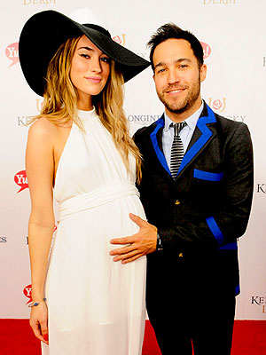 Pete Wentz Kentucky Derby