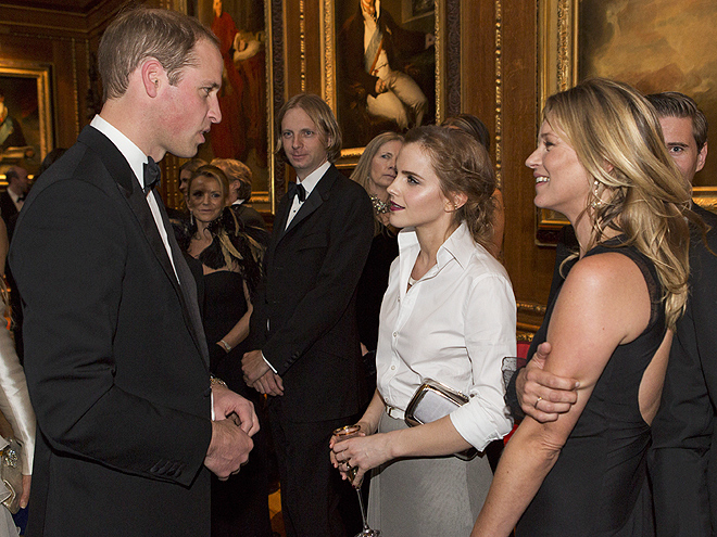 SWEET TALK photo | Emma Watson, Kate Moss, Prince William