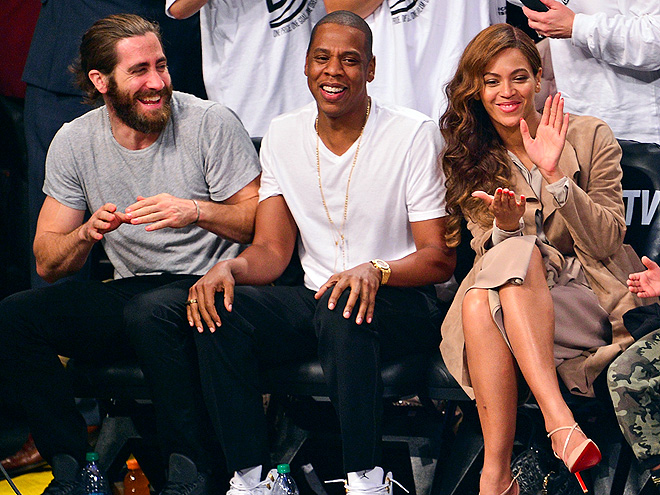 DUNK IN LOVE photo | Beyonce Knowles, Jake Gyllenhaal, Jay-Z