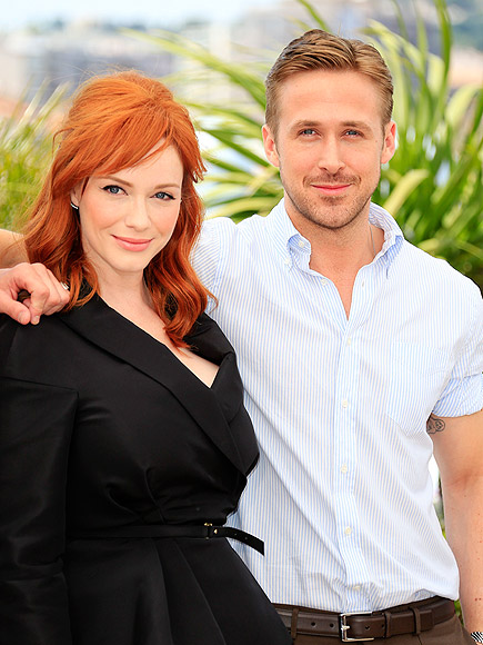 DYNAMIC DEUX-O photo | Christina Hendricks, Ryan Gosling