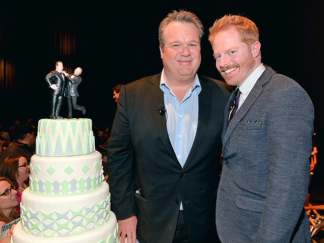 TAKE THE CAKE photo | Eric Stonestreet, Jesse Tyler Ferguson