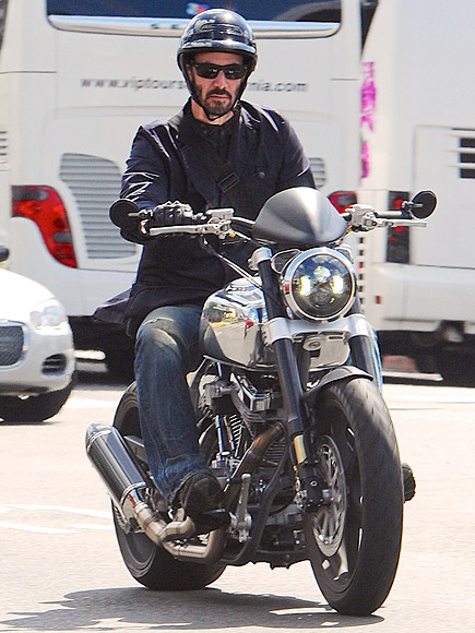 ROUGH RIDER photo | Keanu Reeves