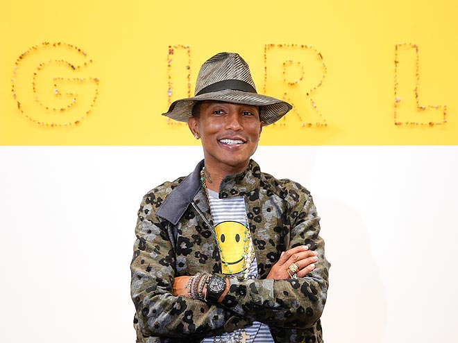 DON'T WORRY BE HAPPY photo | Pharrell Williams