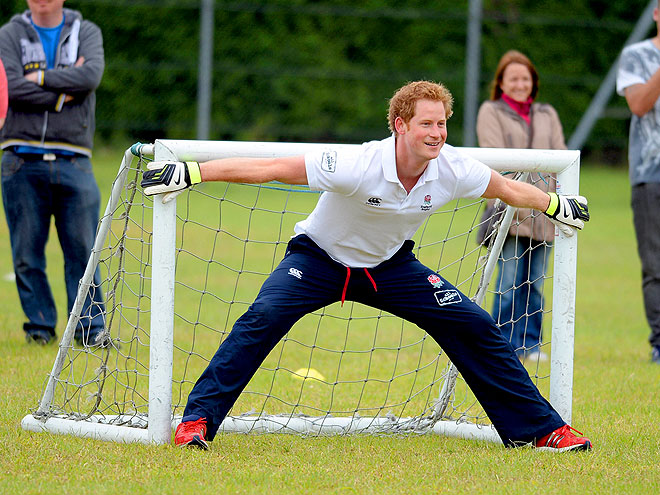 WHAT'S THE SPREAD? photo | Prince Harry