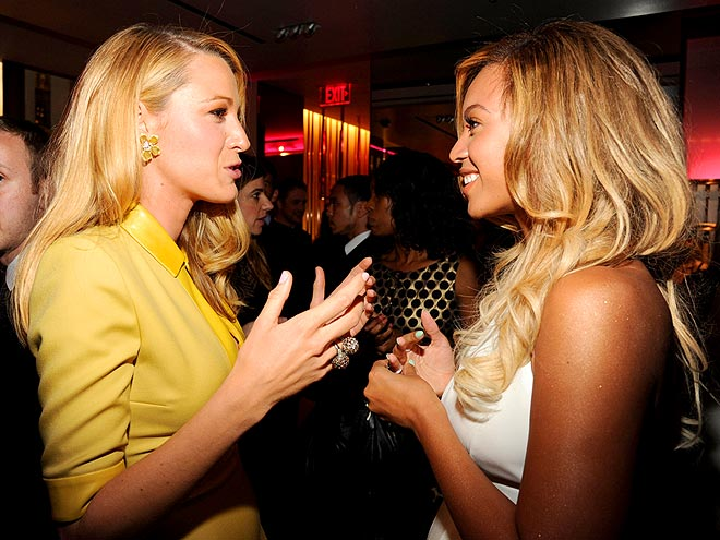 REIGN SUPREME photo | Beyonce Knowles, Blake Lively