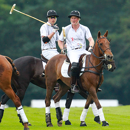 HAY, BOYS! photo | Prince Harry, Prince William