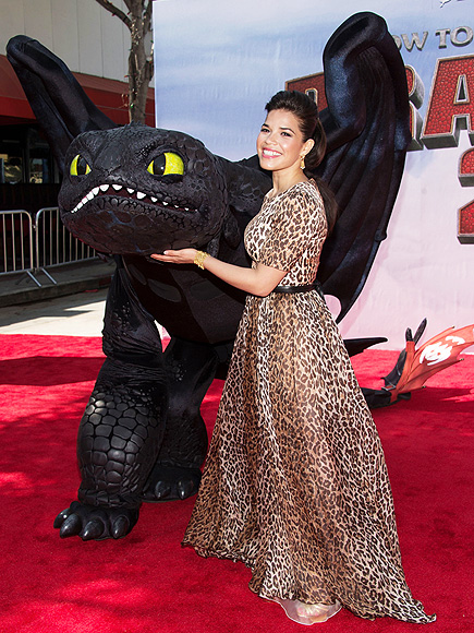 DRAGON LADY photo | America Ferrera