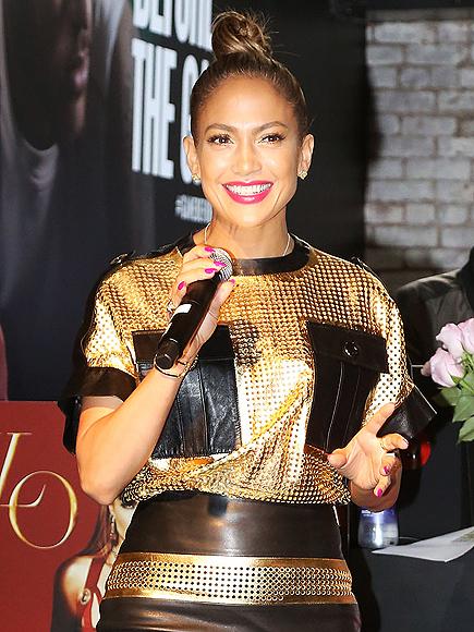 SHINE ON photo   Jennifer Lopez
