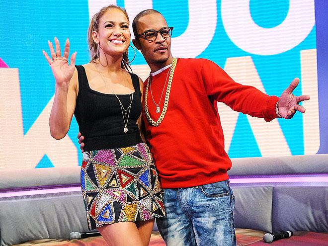 BRIGHT & BOLD photo   Jennifer Lopez, T.I.