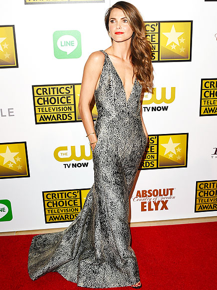 AWARD-WORTHY photo | Keri Russell