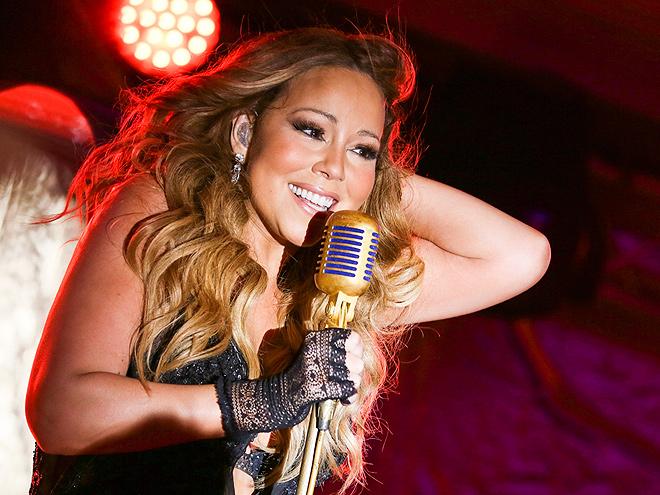 RIGHT IN TUNE photo   Mariah Carey