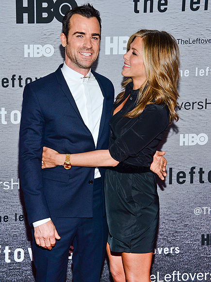 ONE COOL COUPLE photo | Jennifer Aniston, Justin Theroux