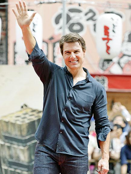SEE YOU TOMORROW photo | Tom Cruise