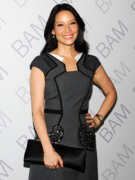 GLAM FOR BAM photo | Lucy Liu