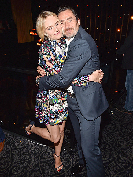 BRING IT IN! photo | Demian Bichir, Diane Kruger