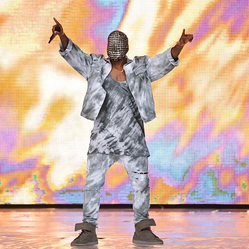 STAGE PRESENCE photo | Kanye West