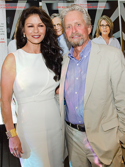 FILM FORUM photo | Catherine Zeta-Jones, Michael Douglas