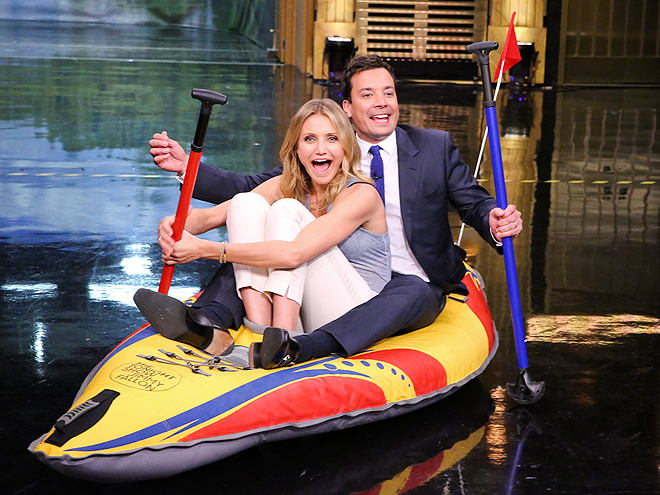 IN HIGH WATER photo | Cameron Diaz, Jimmy Fallon