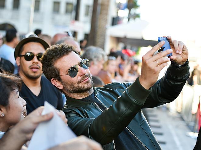 SELFIE EXPRESSION photo | Bradley Cooper