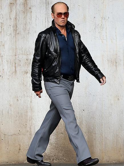 LAST HURRAH photo   Johnny Depp