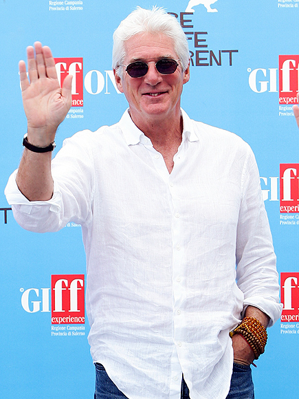 WHITE OUT photo | Richard Gere