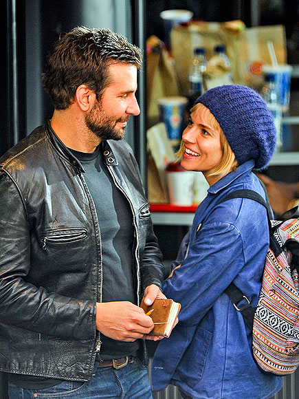 KING & QUEEN photo | Bradley Cooper, Sienna Miller
