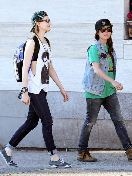HATS OFF photo | Ellen Page, Evan Rachel Wood