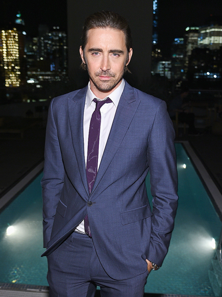 KEEPING PACE photo | Lee Pace