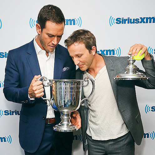 WINNERS CIRCLE photo | Mark-Paul Gosselaar