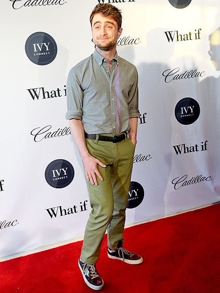 STAND-UP GUY photo | Daniel Radcliffe