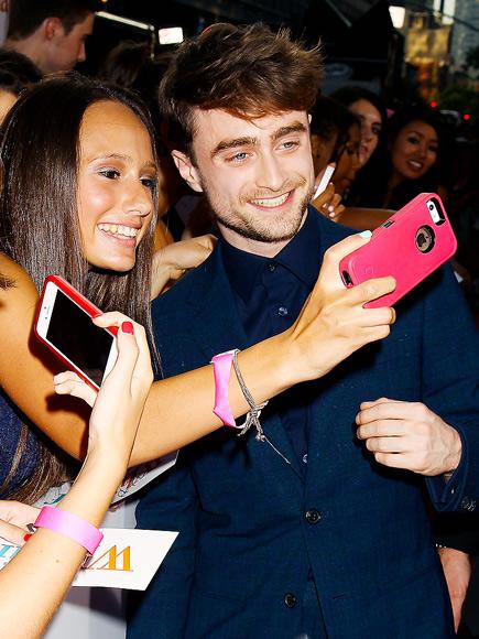 SELFIE EXPRESSION photo | Daniel Radcliffe