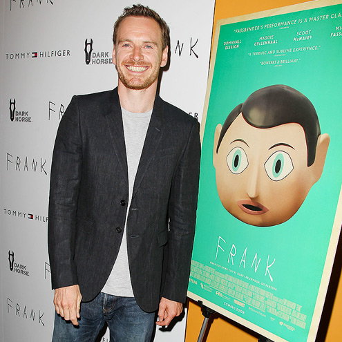 FRANK DISCUSSIONS photo | Michael Fassbender