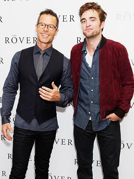 WE GET THEIR DRIFT photo | Guy Pearce, Robert Pattinson