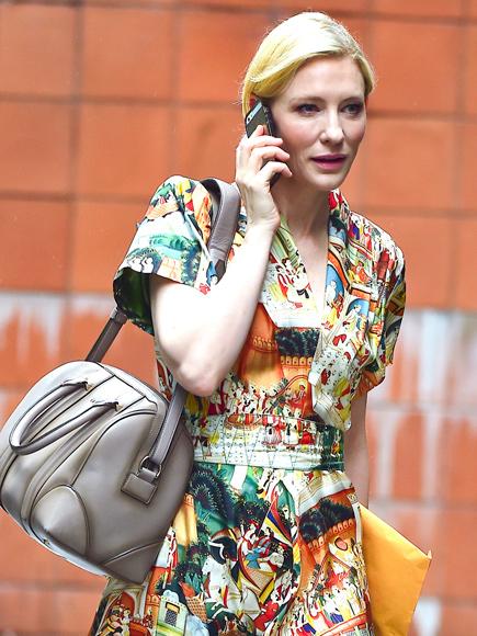 CHITTER CHATTER photo   Cate Blanchett