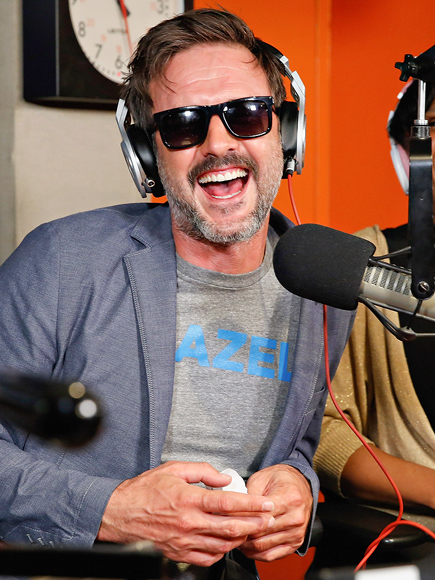 HAPPY AND YOU KNOW IT! photo | David Arquette