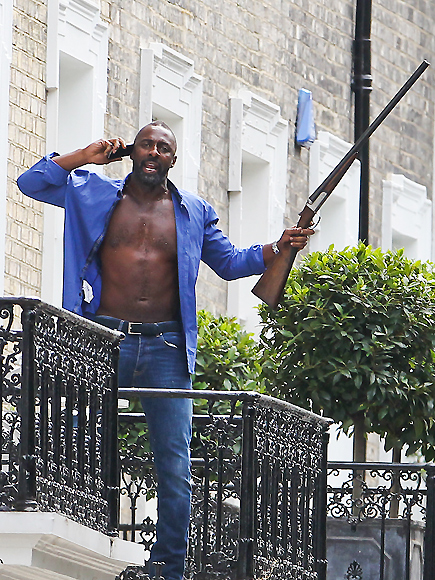 FULLY LOADED photo | Idris Elba