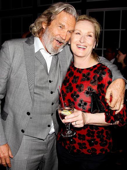 WRAP AROUND  photo | Jeff Bridges, Meryl Streep