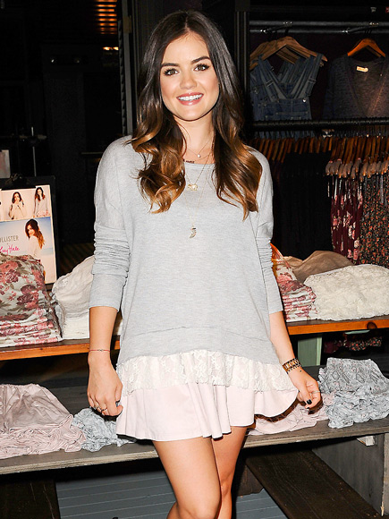 CLOTHES CALL photo | Lucy Hale