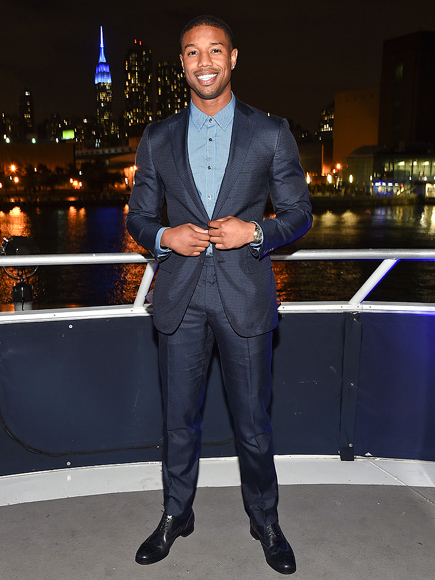 ALL ABOARD photo | Michael B. Jordan