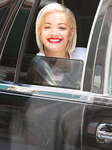 DRIVE BY photo | Rita Ora