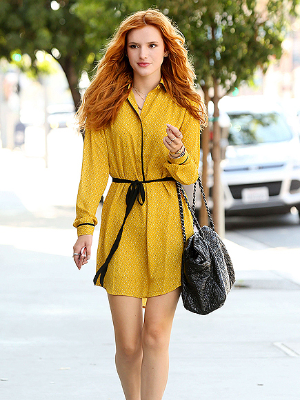 GOING FOR THE GOLD photo | Bella Thorne