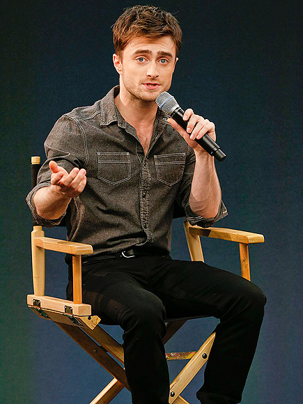 HOT SEAT photo | Daniel Radcliffe